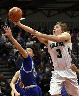 Tadan Gilman Basketball