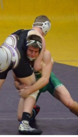 Sam Barber Wrestling